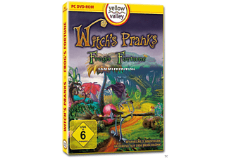 Witch's Pranks: Frogs Fortune - PC