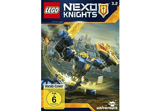 Lego Nexo Knight - Staffel 3.2 (25-27) - (DVD)