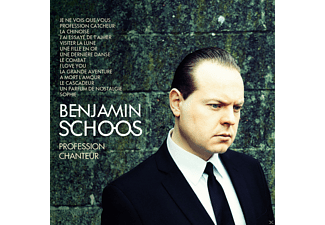 Benjamin Schoos - PROFESSION CHANTEUR (BEST OF) - (CD)
