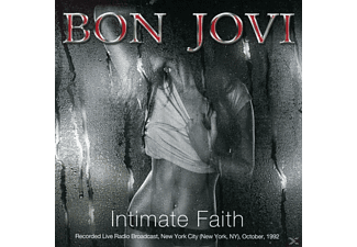 Bon Jovi - Intimate Faith,  Live Radio Broadcast - (CD)