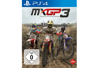 MXGP3 - The Official Motocross Videogame - PlayStation 4