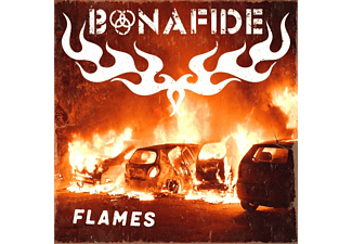 Bonafide - Flames - (CD)