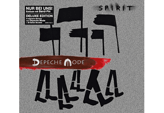 Depeche Mode - Spirit (Deluxe Version exklusiv mit Pin) - (CD + Merchandising)