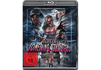 Night of Something Strange - (Blu-ray)