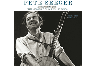 Pete Seeger - At The Village Gate - (Vinyl)