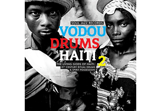 VARIOUS - Vodou Drums In Haiti 2 - (LP + Download)