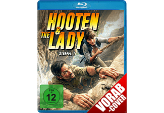 Hooten & The Lady - Staffel 1 - (Blu-ray)