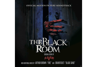 Savant - The Black Room-O.S.T. - (CD)