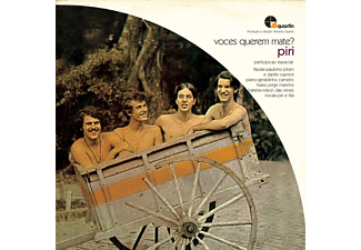 Piri - Voces Querem Mate? - (CD)