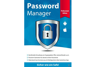 Password Manager Professional Edition