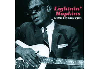 Lightnin' Hopkins - Live In Denver - (CD)