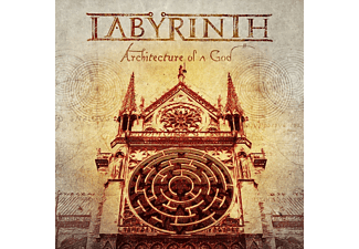 Labyrinth - Architecture Of A God - (CD)