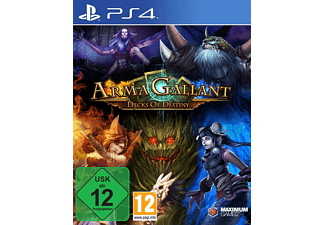 ArmaGallant - PlayStation 4