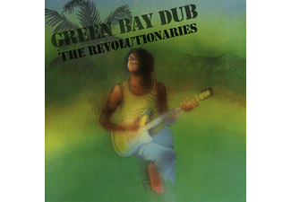 The Revolutionaries - Green Bay Dub - (CD)