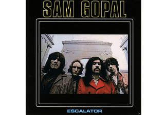 Sam Gopal - Escalator - (CD)