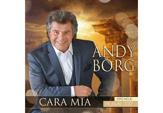 Andy Borg - CARA MIA - (CD)