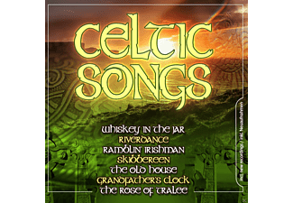 VARIOUS - CELTIC SONGS - (CD)