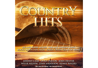 VARIOUS - COUNTRY HITS - (CD)
