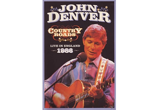 John Denver - COUNTRY ROADS-LIVE IN ENGLAND 1986 - (DVD)