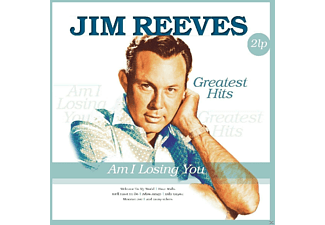Jim Reeves - AM I LOSING YOU-GREATEST HITS - (Vinyl)