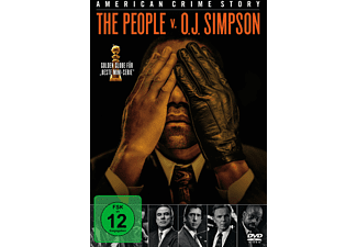 American Crime Story - Staffel 1 - The People vs. O.J. Simpson - (DVD)