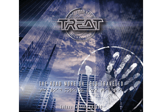 Treat - The Road More Or Less Traveled (CD+DVD Digipak) - (CD + DVD)