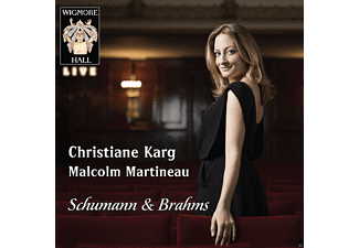 Christiane Karg, Malcolm Martineau - Christiane Karg - (CD)