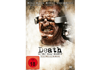 Death Is The Only Answer - (DVD)