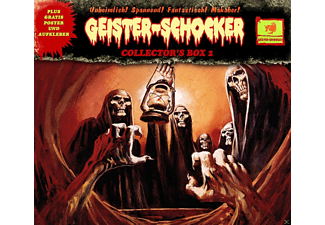 Geister-Schocker Collector's Box 2 (Folge 4-6) - 3 CD - Horror