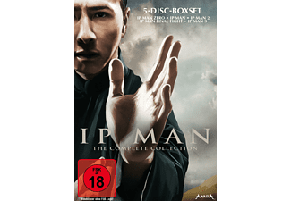 IP Man - The Complete Collection [DVD]