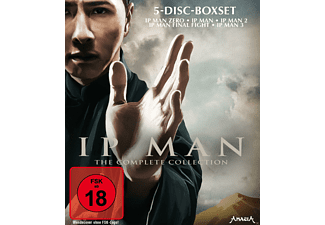 IP Man - The Complete Collection [Blu-ray]