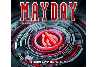 VARIOUS - Mayday 2017-True Rave - (CD)