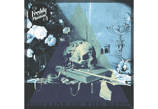 Freddy And The Phantoms - Decline Of The West - (CD)