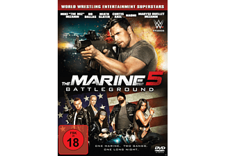 The Marine 5: Battleground - (DVD)