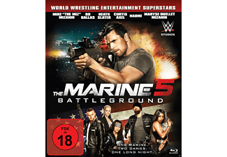 The Marine 5: Battleground - (Blu-ray)