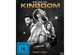 Kingdom - Season 2 Vol. 1 (3 Discs) - (Blu-ray)