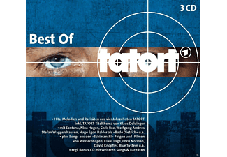 VARIOUS - Best Of Tatort - (CD)