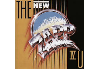 Zapp - THE NEW ZAPP IV U - (CD)