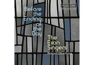 The Exon Singers, Jonathan Vaughn - Before The Ending Of The Day - (CD)