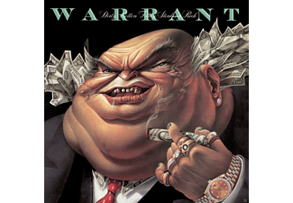Warrant - DIRTY ROTTEN FILTHY STINKING RICH - (CD)