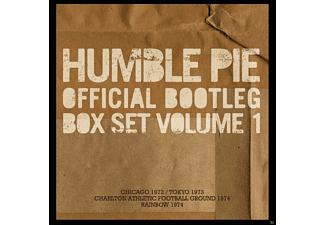 Humble Pie - Official Bootleg Box Set Vol.1 (3CD Boxset) - (CD)