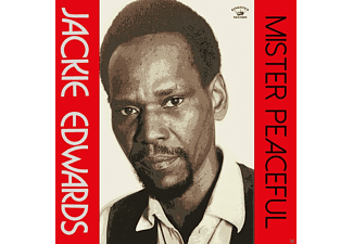 Jackie Edwards - Mister Peaceful - (CD)