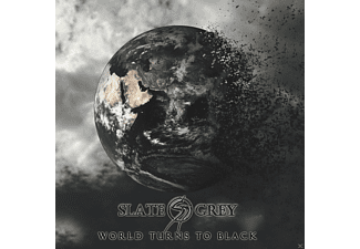 Slate Grey - World Turns To Black - (CD)