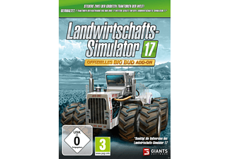 Landwirtschafts-Simulator 17: Offizielles Big Bud Add-On - PC