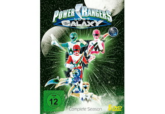 Power Rangers - Lost Galaxy - Staffel 7 - (DVD)