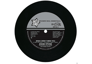 Angie Stone - Wish I Didn't Miss You (Original/Hex Hector Remix) - (Vinyl)