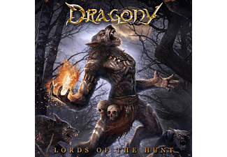 Dragony - Lords Of The Hunt - (CD)