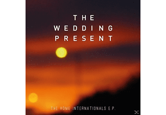 The Wedding Present - The Home Internationals E.P. - (Maxi Single CD)