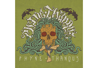 Phyne Thanquz - Phyne Thanquz - (CD)