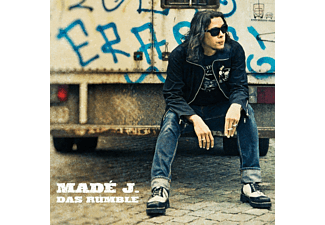 Madé J. - Das Rumble - (CD)